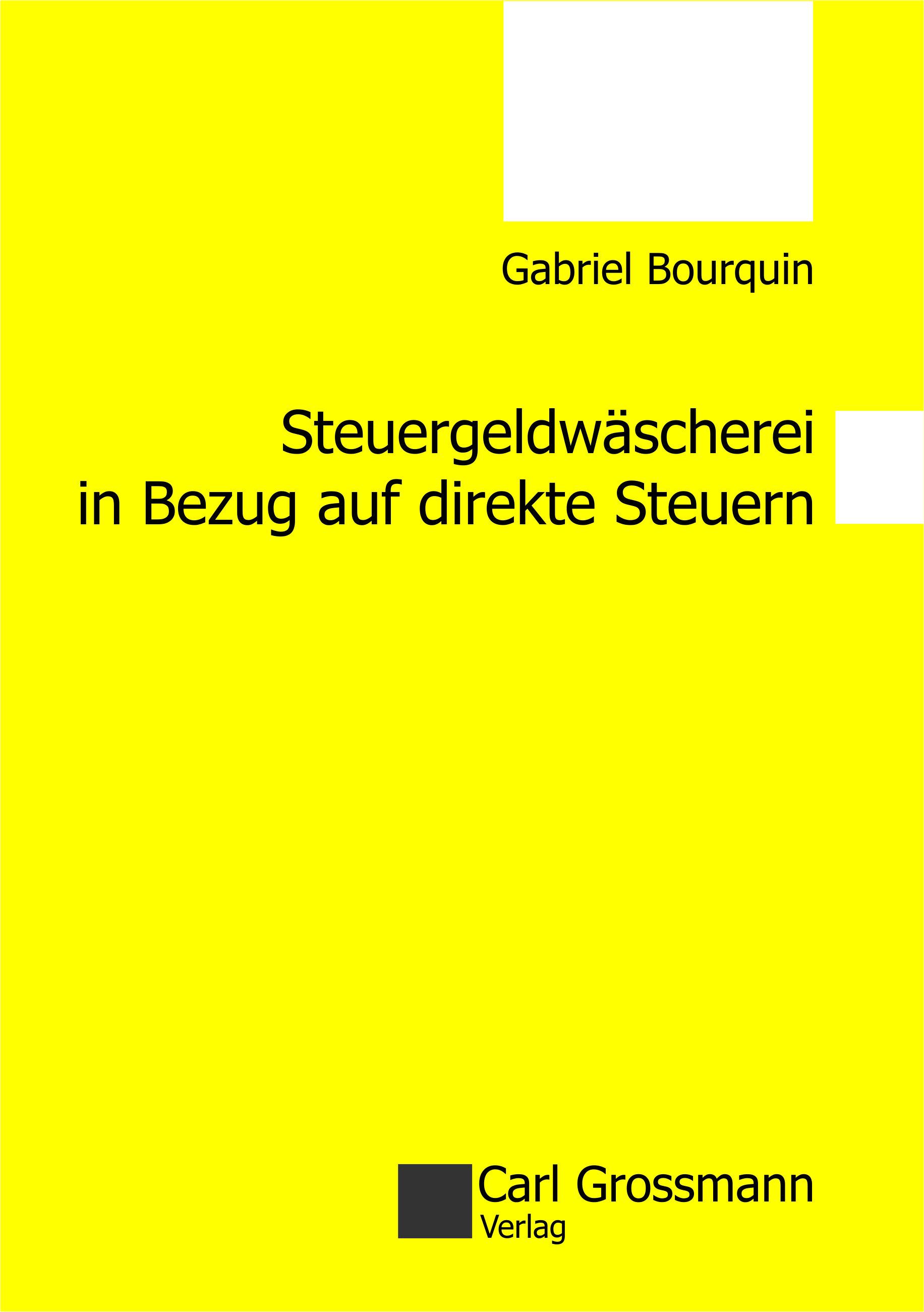 Bourquin: Steuergeldwäscherei in Bezug auf direkte Steuern